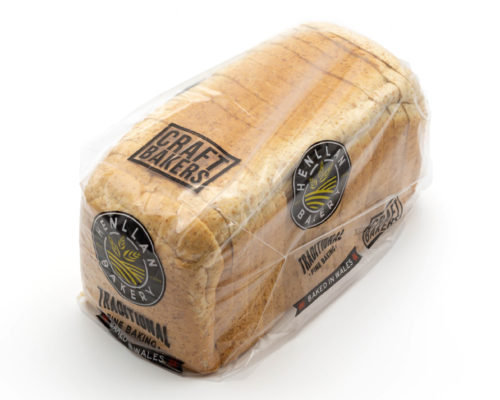 Henllan Brown Slice Loaf