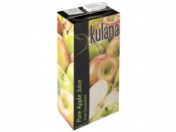 Apple Juice, Carton