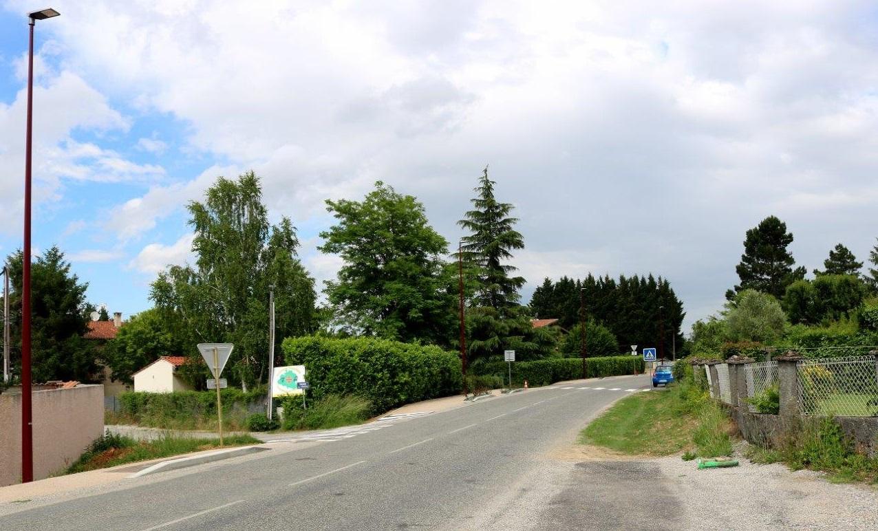 L'aménagement de la rue du 8 Mai