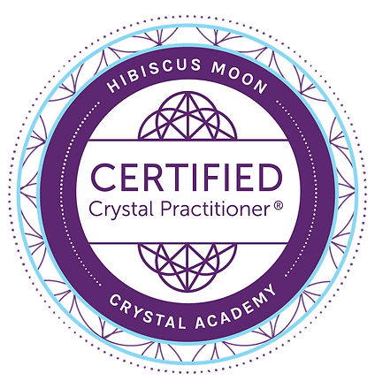 Hibiscus Moon Crystal Academy CCP badge.png