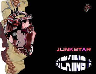 Junkstar - Kicking K (Written by JC Connington)