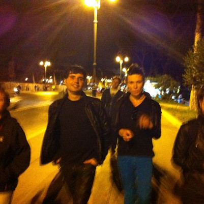 Junkstar - Italian Tour 2013