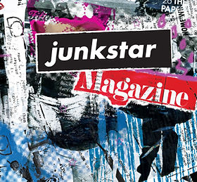 Junkstar - Magazine EP (Written by JC Connington)