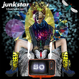 Junksta - Bluebottles The Remixes - JC Connington