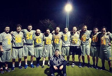 Glasgow men's lacrosse