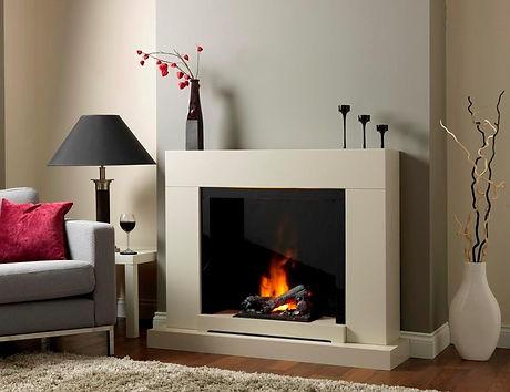 Verona Electric Fireplace