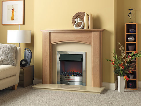 ELL006 Ellington Natural Oak Regent Coal