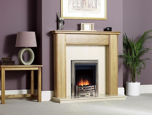 ROC006 Rochester Natural Oak Beige Marfi