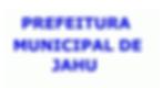 Prefeitura Municipal de Jahu