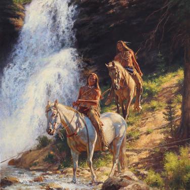Trail Of Speaking Waters