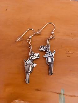 Pistoleta Earrings