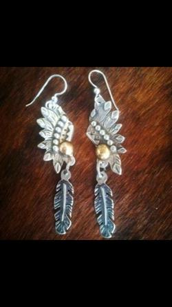 Warbonnet Earrings