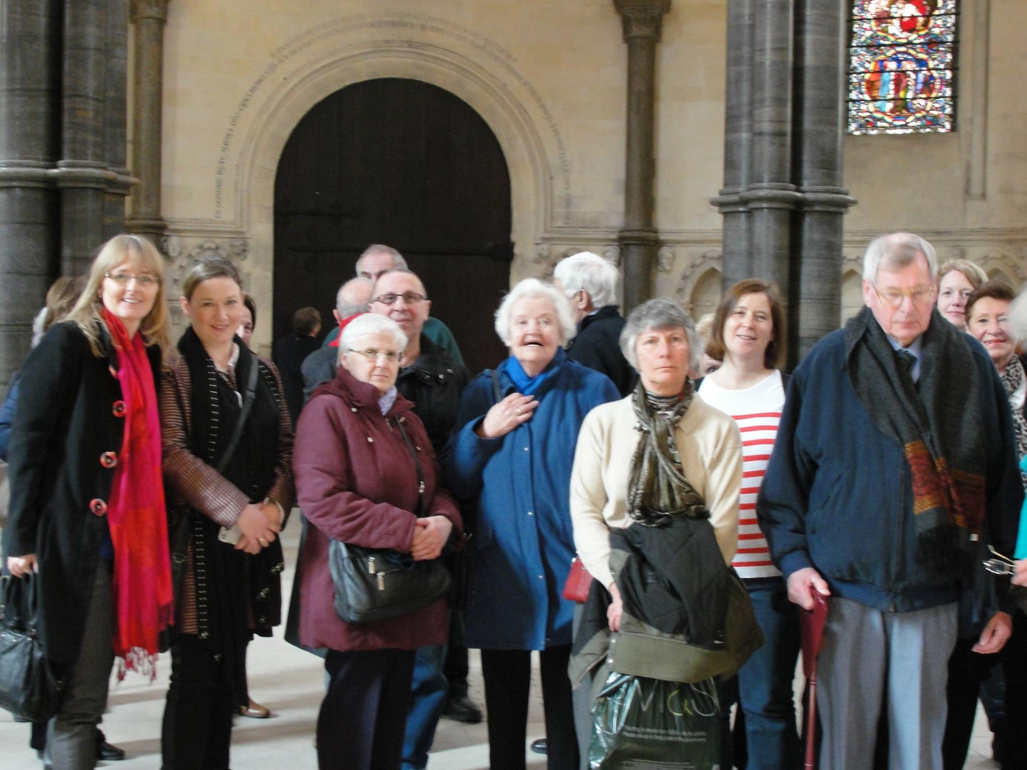 Inner Temple Tour Feb 2015