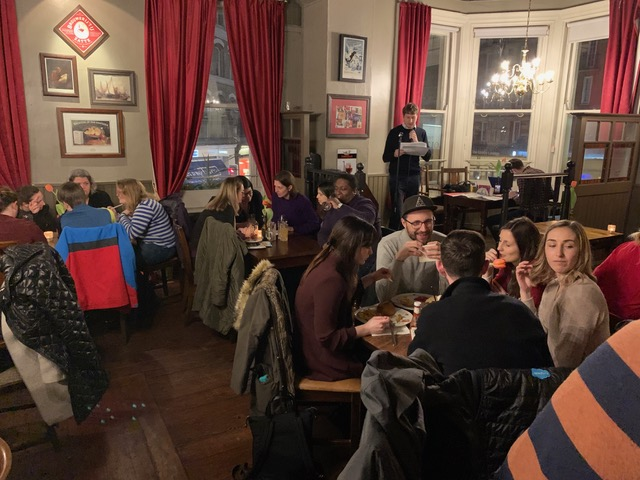 2020 February - Pub Quiz
