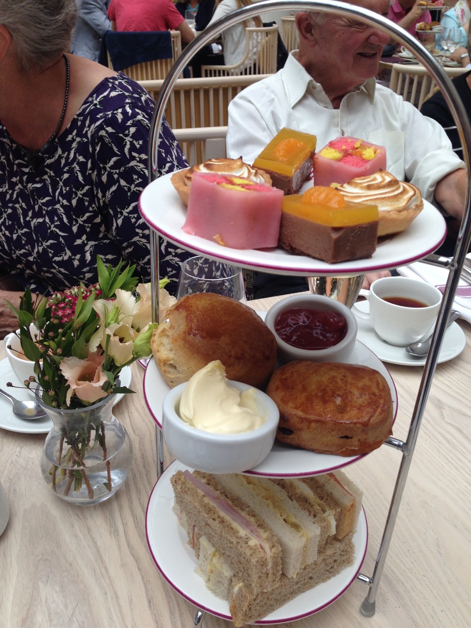 Afternoon Tea 2015