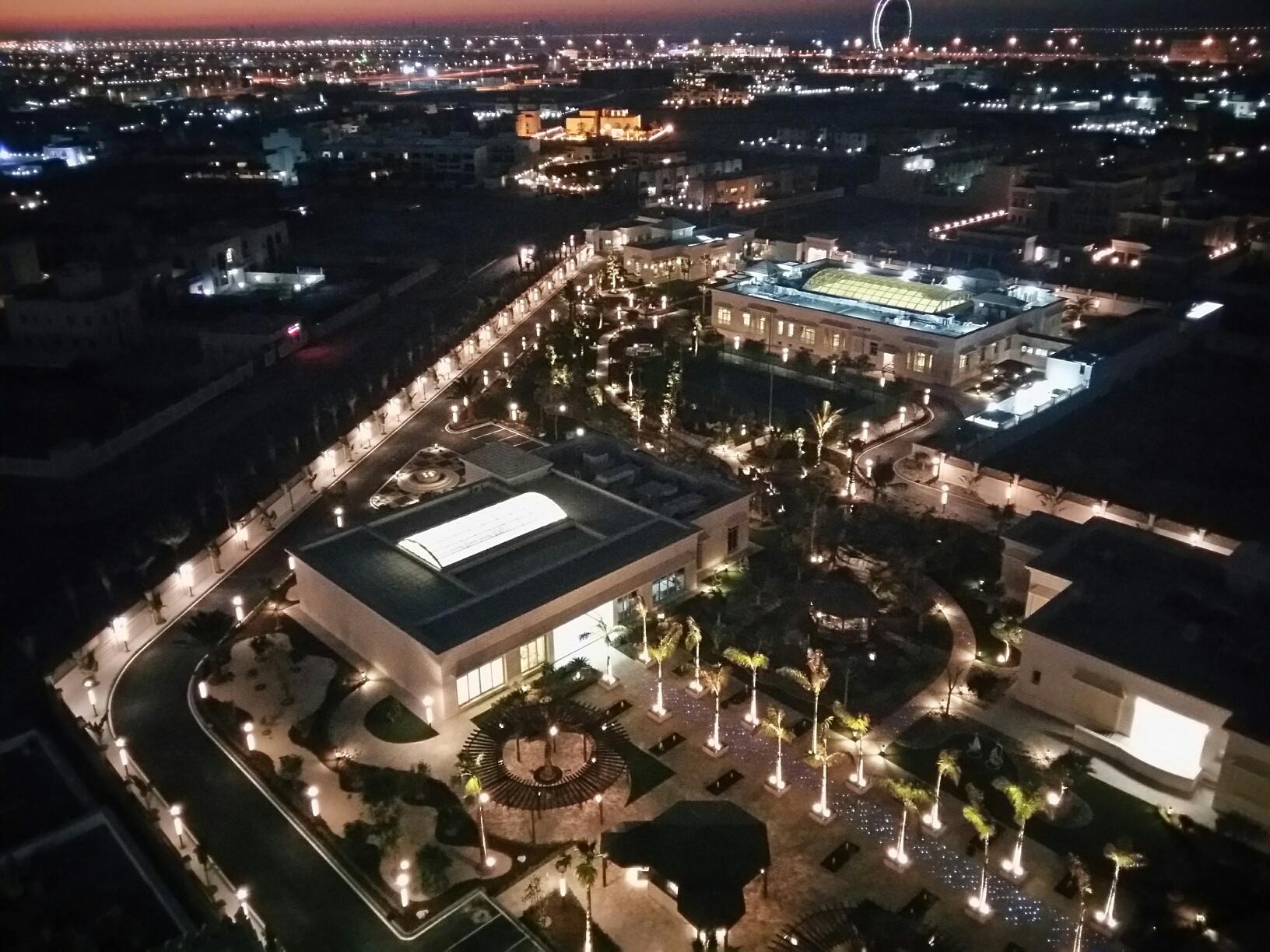 design &anläggning i Abu Dhabi