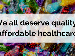 We all deserve quality, affordable healthcare