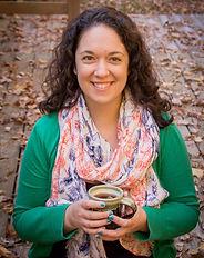 Emily Burrows, self care coach and yoga teacher