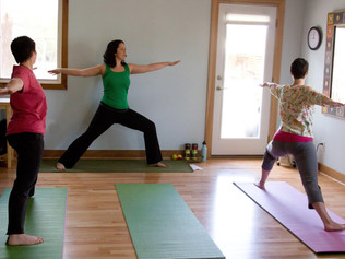 The top 5 reasons I practice yoga