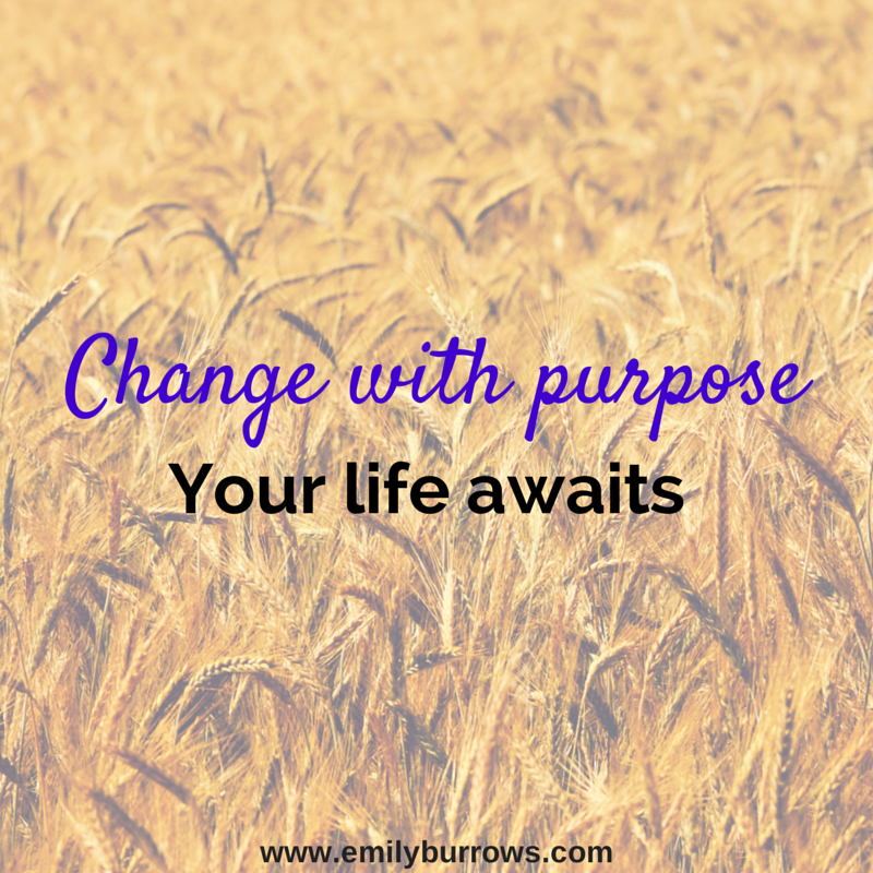 Behavior change, body positive, Emily Burrows, yoga, mindfulness, purpose, vibrant living, self care, self compassion, mindfulness