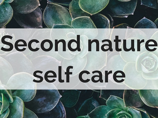 Second nature self care