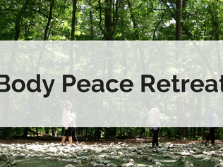 Join me for the Body Peace Retreat!