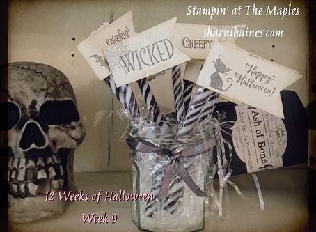 12 Weeks of Halloween - Week 9