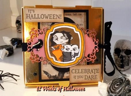 12 Weeks of Halloween - Week 2