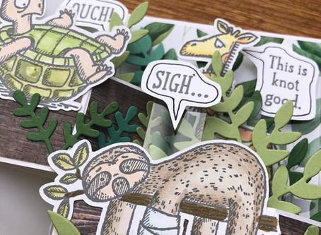Social Stamping - Animals May 23, 2020