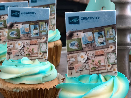 Catalogues and Cupcakes - 2019/2020 Annual Catalogue Launch Party