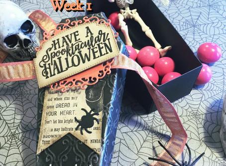 12 Weeks of Halloween - Week 1