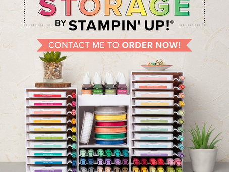 Storage by Stampin'Up!