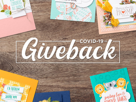 Making a Difference COVID-19 PRODUCT GIVEBACK