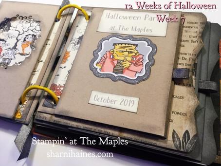 12 Weeks of Halloween - Week 7