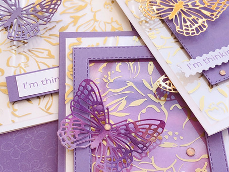 Stamping Sunday Blog Hop Specialty Papers -February 2021