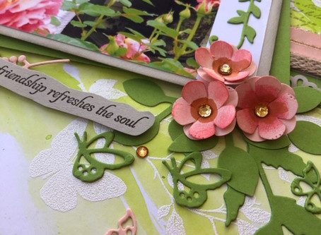 Scrapbooking Global February 2020 Blog Hop - Sketch Challenge