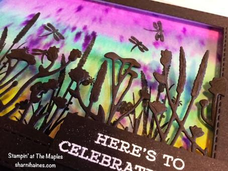 Stamping Sunday Blog Hop Pigment Sprinkles July 2019