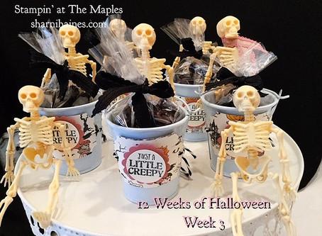 12 Weeks of Halloween - Week 3