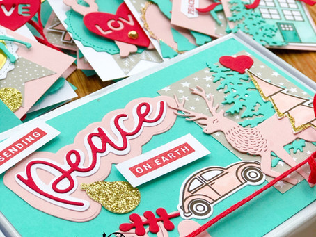 Stamping Sunday Blog Hop Gift Tags - November 2020