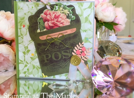 Stamping Sunday Blog Hop Floral Romance Suite - March 2019