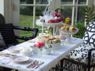 Winter Indulgence High Tea & Cards  at The Maples