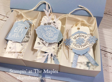 Stamping Sunday Blog Hop Tags Tags Tags September 2019