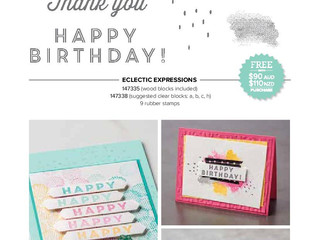 New Sale-A-Bration Release