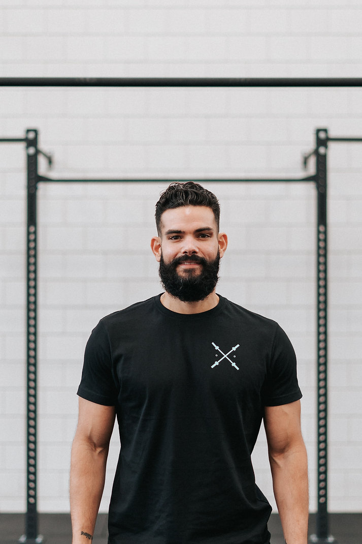 Christopher Soliana - co-owner for The Bar Rotterdam Fitness Gym