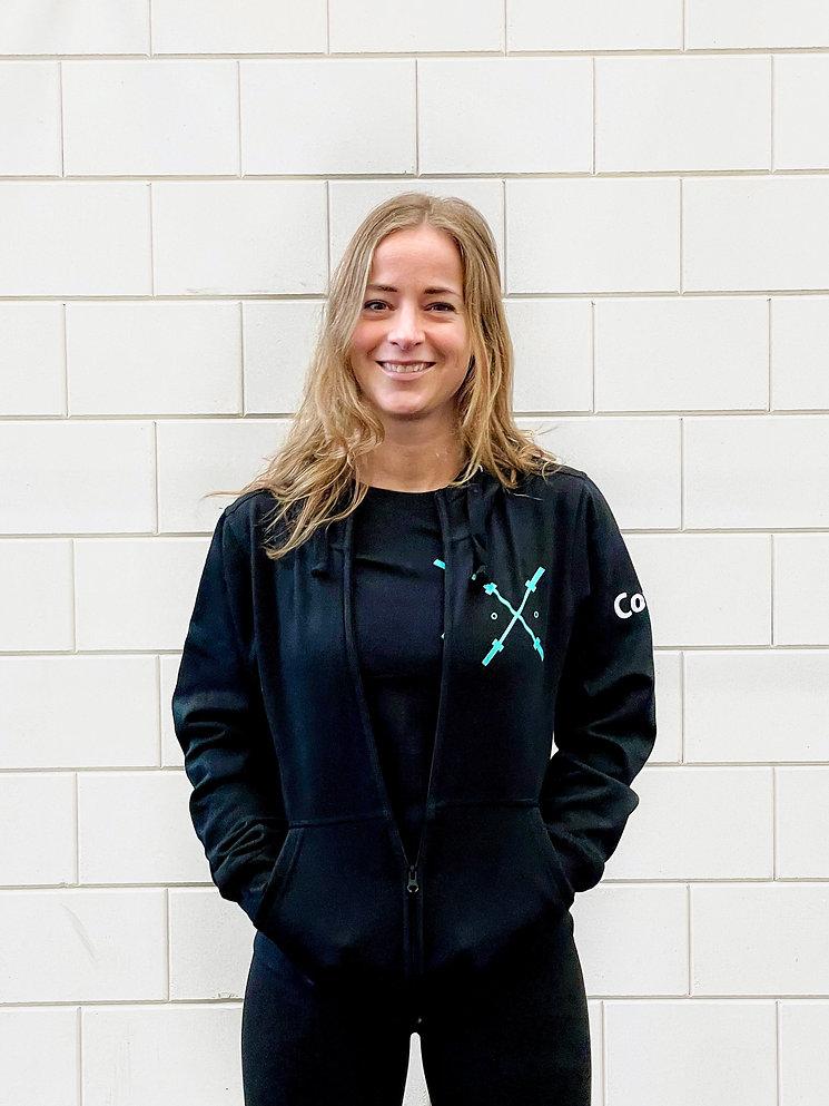 Lisette Braakenburg - coach at The Bar Rotterdam Functional Fitness Crossfit Gym