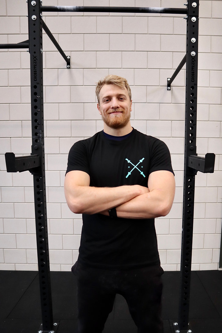 Auke Muller - Olympic Weightlifting coach at The Bar Rotterdam, specialty gymnastics, personal training