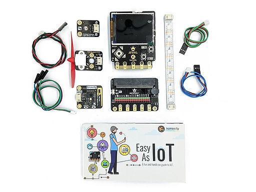 Kuriosity micro:bit Easy-As-IoT Kit