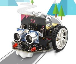 micro:bit Coding & Robotics for Beginners