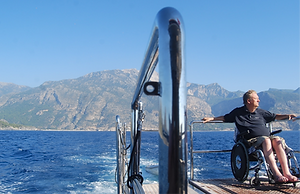 Cohh Yachts - wheelchair accessible yachts