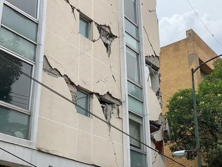 Reporta Protección Civil 447 réplicas del sismo